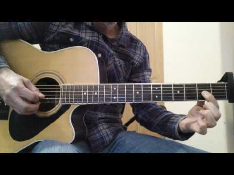 Yours If You Want It - Rascal Flatts - Slow Strumming Pattern
