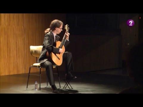 """Variations sur """"Folia de España"""" et Fugue  - Manuel M. Ponce"""
