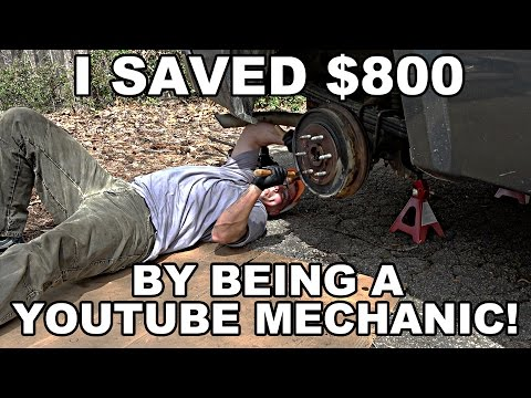 I Saved $800 by Being a YouTube Mechanic! (Maybe NSFW)