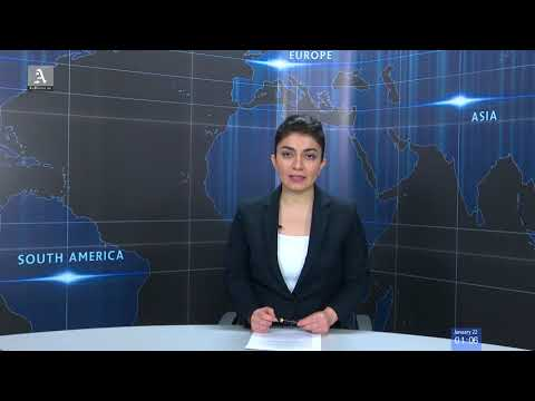 Azerbaijan News 22 01 2019