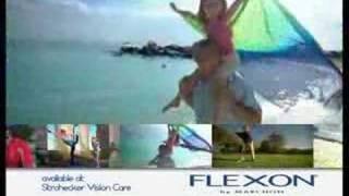 Flexon Frames at Strohecker Vision Care