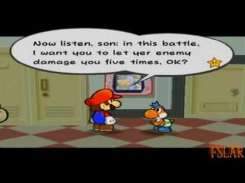 Paper Mario: TTYD - Of Glitz and Glory: Rank 8-6 Battles