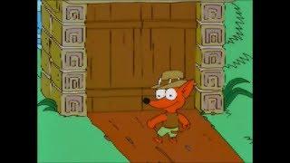 The Simpsons - Dash Dingo