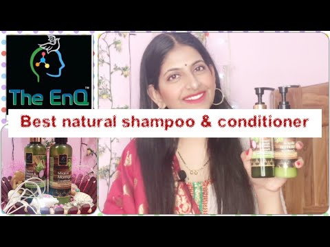 Increase your hair length in few weeks 🌿nature shampoo and conditioner 🌿long, silky and shiny hair