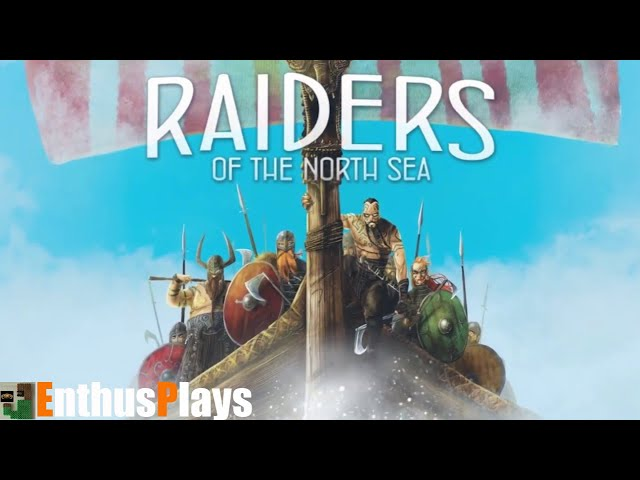 Raiders of the North Sea (Steam) - EnthusPlays | GameEnthus
