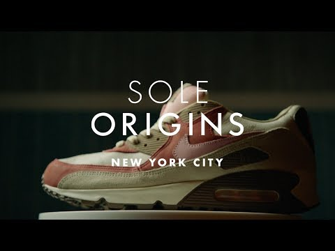 Joe La Puma, DJ Clark Kent, and Jeff Staple On NYC's Most Influential Sneakers | Sole Origins