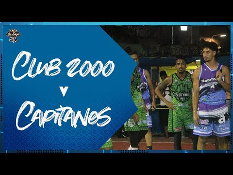 CLUB 2000 Vs CAPITANES | 15.11.19 | SERIE REGULAR | #SOGABALONCESTO
