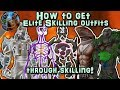 How to get the Elite Skilling Outfits through skilling!