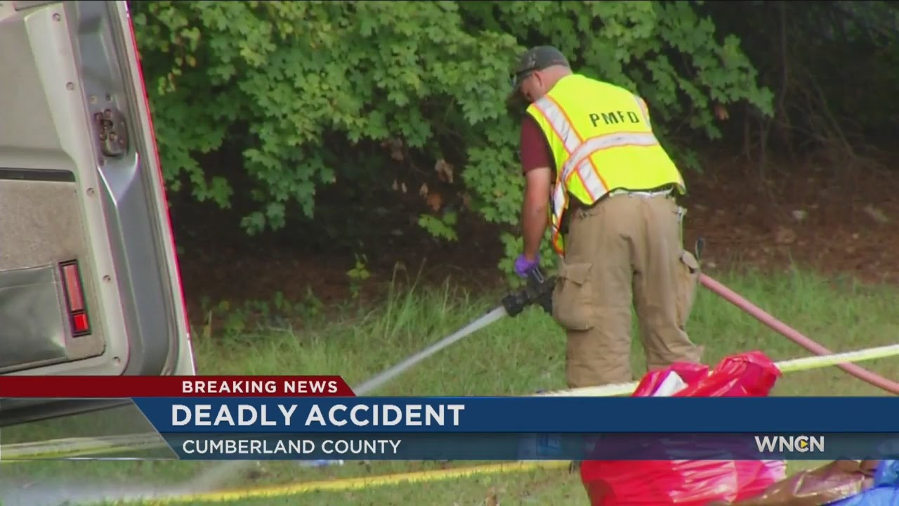 2 adults, teen and toddler dead in accident on I-95 north in Cumberland Co