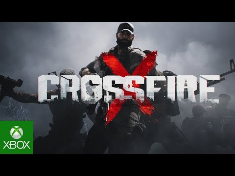 CrossfireX - E3 2019 - Announce Trailer