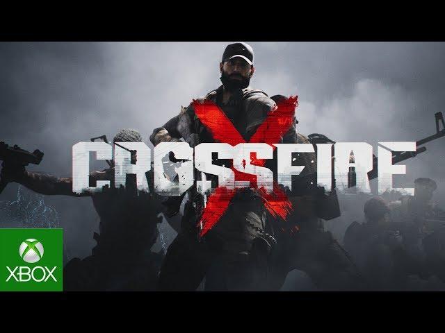 CrossfireX (видео)