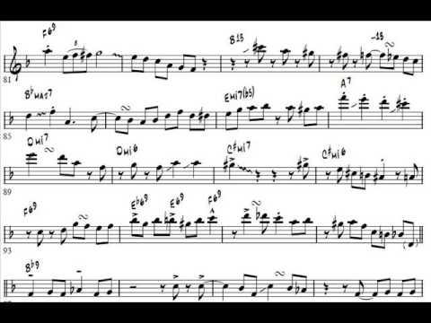 Dan Higgins' alto flute solo on