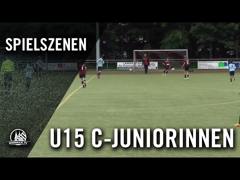 SV Weiden - Telekom-Post-SG (U15 C-Jugend, Relegation zur Bezirksliga 2015) - Spielszenen