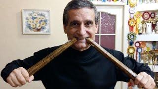 Виталий Пискун: нунчаки видео и нунчаки обучение - видео урок