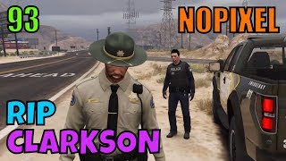 Slim Raided, Ramee Cant Play As Park Ranger Anymore | BEST NOPIXEL MOMENTS | GTA 5 RP HIGHLIGHTS 93