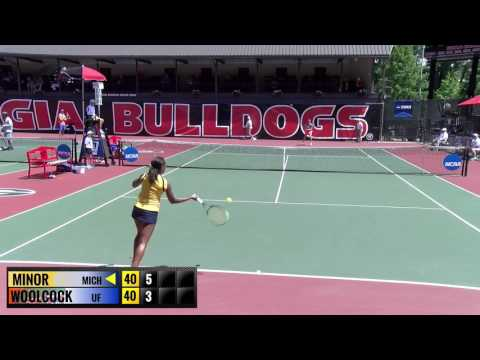 2017 NCAA Women's Tennis Singles Championship