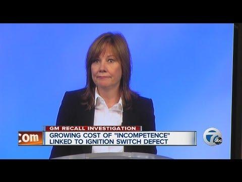 GM recall investigation details