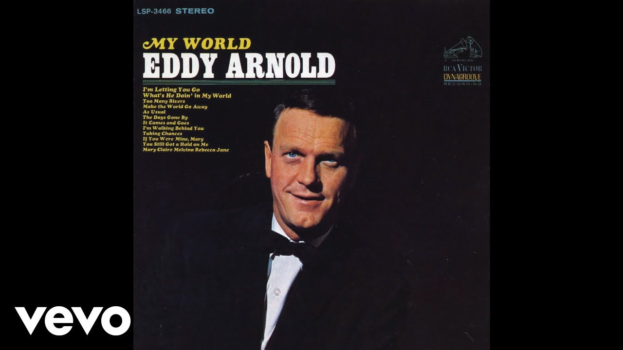 Image result for make the world go away, eddy arnold