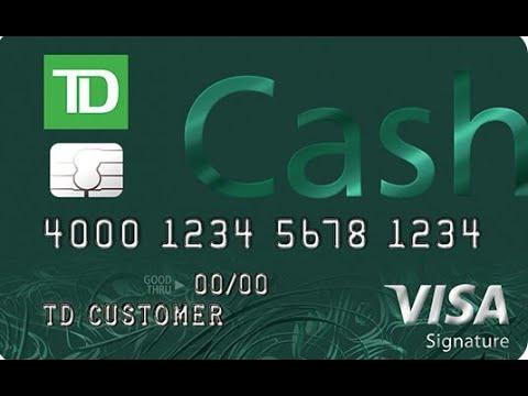 TD BANK SECURED CASH CREDIT CARD REVIEW