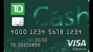 TD BANK SECURED CASH CREDIT CARD REVIEW