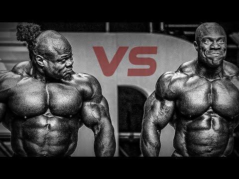 Kai Greene vs Phil Heath - Mr. Olympia 2016   PREPARATION
