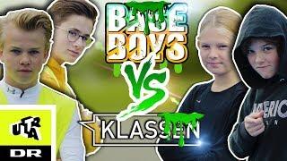 SLIME-BASEBALL! Hvem er bedst af Baseboys og Klassen? | Ultra