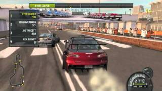 Need for Speed Prostreet Max Setting