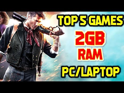 Top 5 Games For 2 GB RAM Without Graphics Card For Pc And Laptop | Part-1