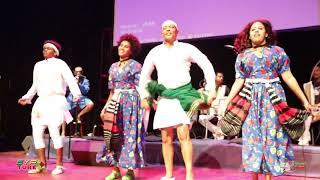 "& 39 አንቱየዋ ANTUYEWA"" Yehunie Belay performs at the Ethiopian New Years 2010 2017 Live Music Viedo"