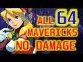 All Maverick Bosses (MegaMan X1~X8) No Damage - Hard/Xtreme