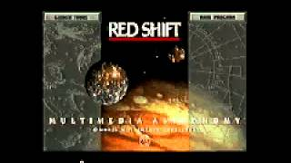Red Shift : multimedia astronomy advertisement