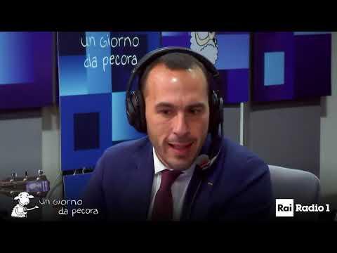 Manlio Di Stefano - Un giorno da pecora - 7/2/2020