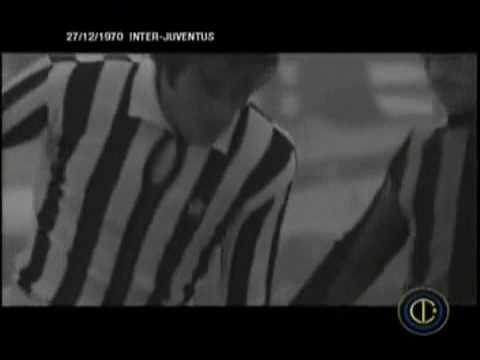 1970-1971 Inter vs Juventus 2-0