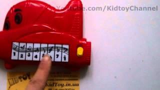Видео обзор детская игрушка - Самолетик-пианино