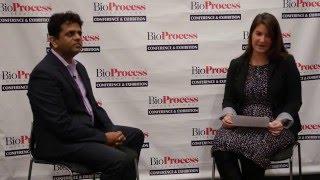 BioProcess International 2015 Interview: Rahul Singhvi, Takeda Vaccines