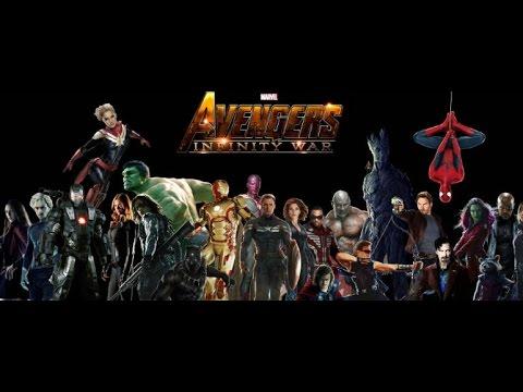 Guerra Infinita Vingadores Wallpaper Gold V 237 Deo Youtube
