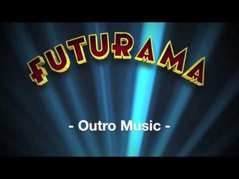 Futurama Outro Music - Ringtone