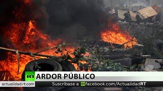 Caos, represión brutal y toque de queda en Quito