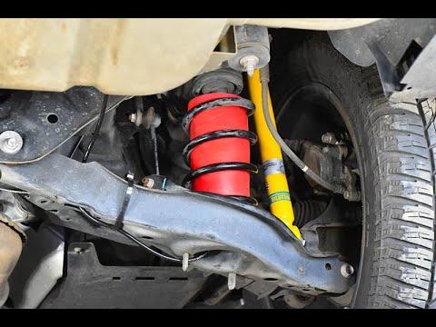 Mazda  CX-5 Air Lift 1000 Install