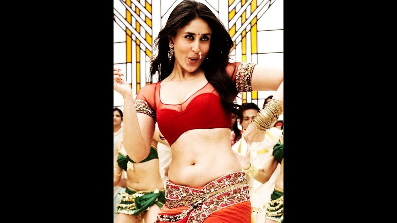 kareena kapoor hot navel photos slow motion hd - youtube