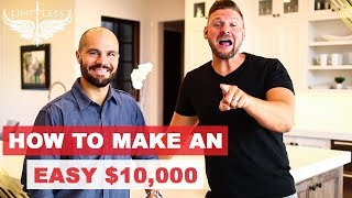 How to make money fast in Real Estate