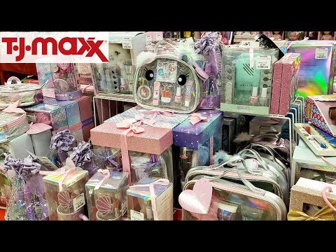 TJ MAXX SHOP WITH ME GIFT SETS CHRISTMAS IDEAS 2018