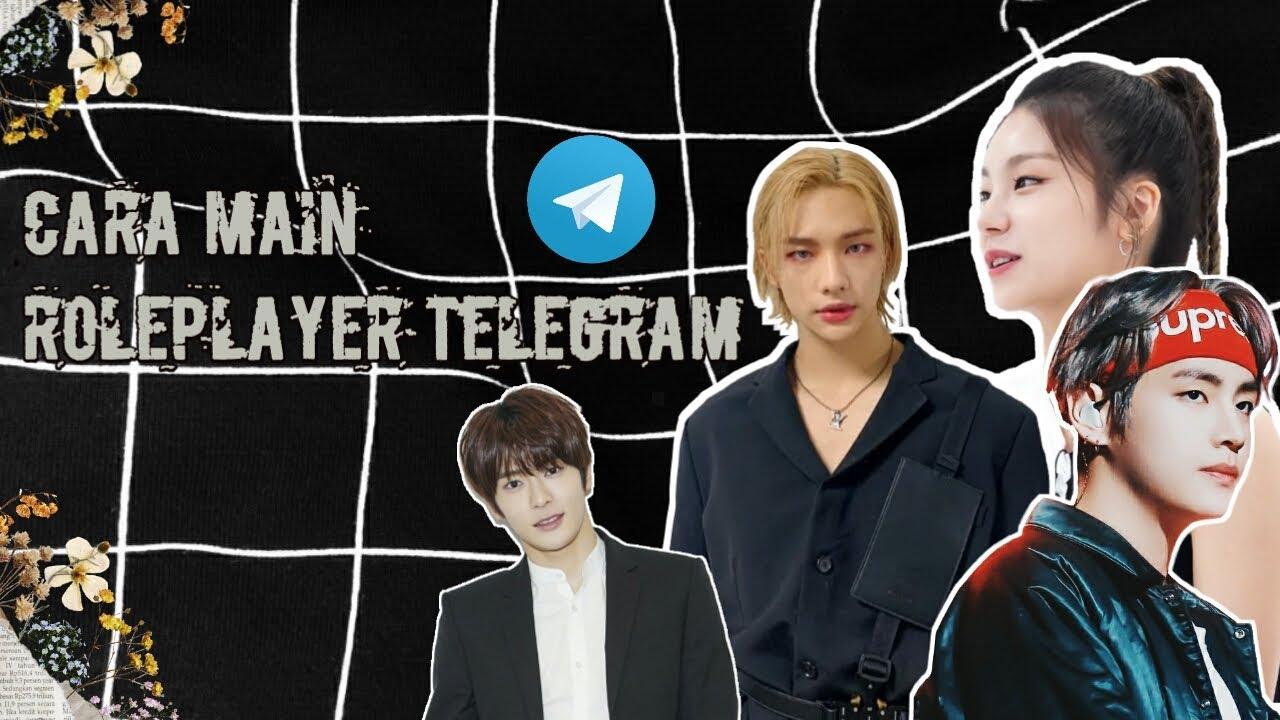Cara Main Roleplay Di Telegram Gampang Banget Roleplayer Telegram Roleplayer Rp Tele Pemula Youtube