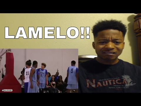 Lavar BENCHES LaMelo Ball!? Big Ballers 2nd AAU Game CLOSE FINISH VS Tres Hoops (REACTION)