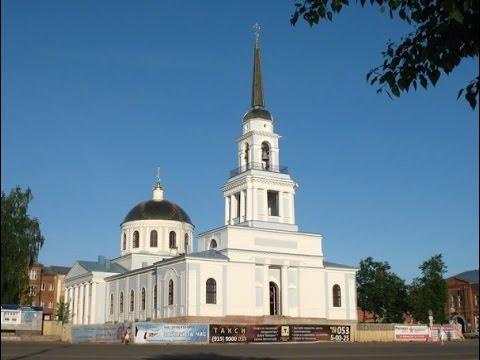 Воткинск обзор города Путешествие на машине