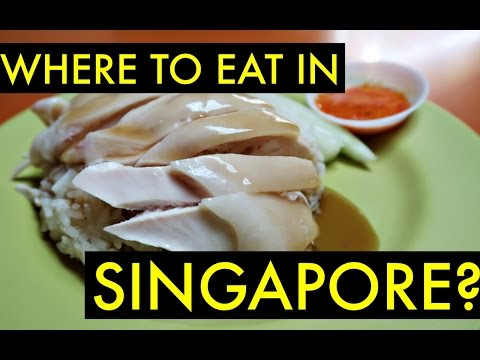 WHAT TO EAT IN SINGAPORE - Chinatown, Hawker Food | SG EP20