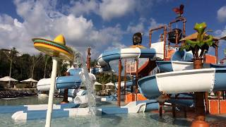 ocean riviera paradise el beso and daisy family club - all inclusive Playa del Carmen