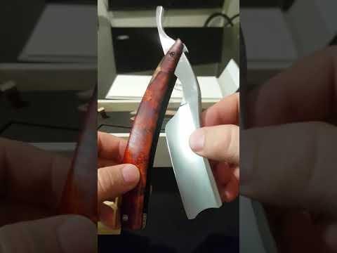 Straight razor Authentic