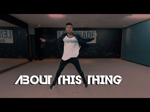 Young Franco - About This Thing (feat. Scrufizzer) | Richie Barquero (LEMONADE DANCE CENTER)