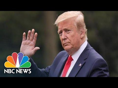 President Donald Trump Holds 'Make America Great Again' Rally | NBC News